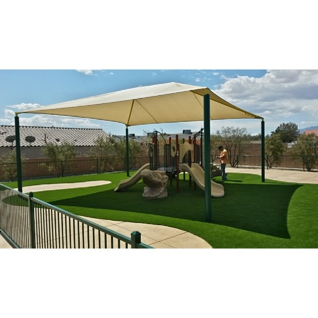 Play It Cool With Outdoor Shade Structures Creative System