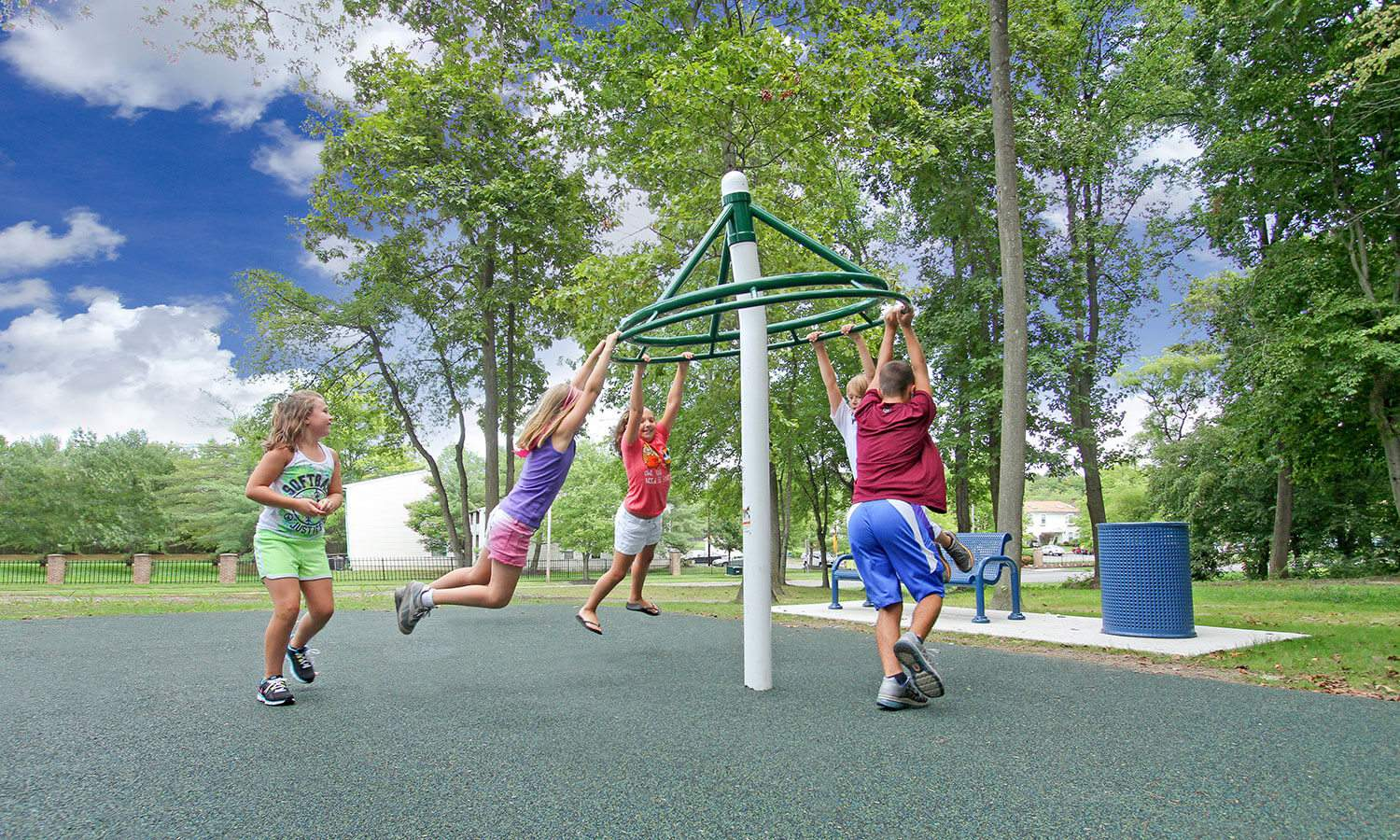 Creating Play Structures With Quality Assurance