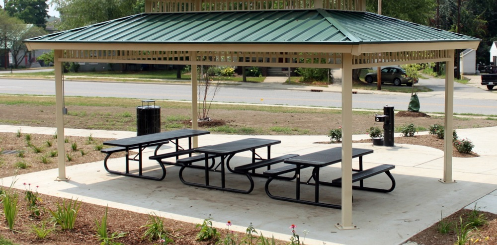 Outdoor Shade Structures For Your Parks