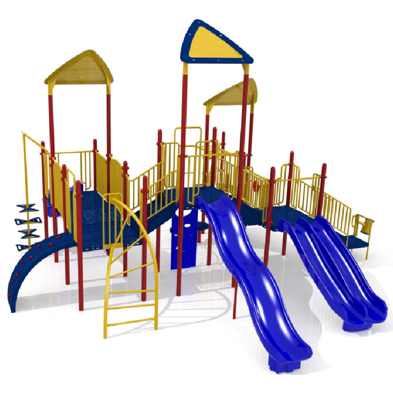 Outdoor Commercial Playground