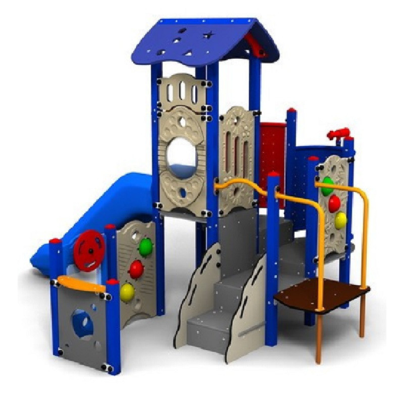 Outdoor Play Equipment: Outdoor Commercial Playground Equipment