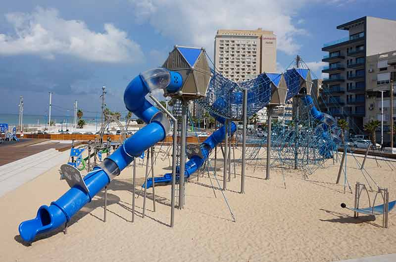 Unconventional Playgrounds