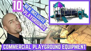 10 All New Inclusive Commercial Playground Designs