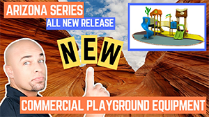 All New Arizona Series CommercialPlaygroundEquipment