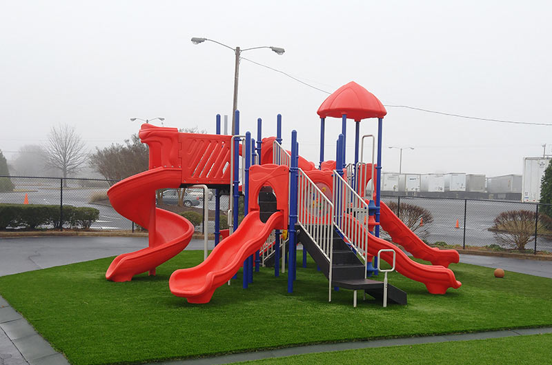 Inclusion in playgrounds