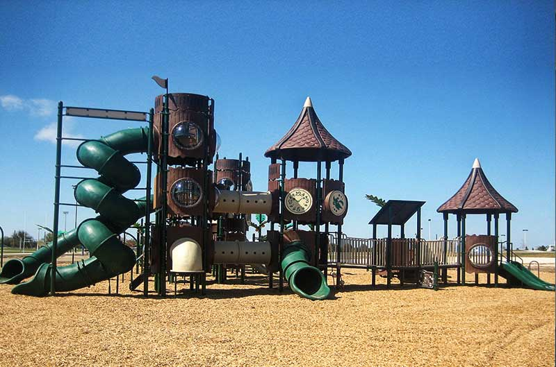 How To Make Play Equipment Repairs Safely
