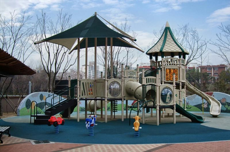 Building a More Accessible Playground