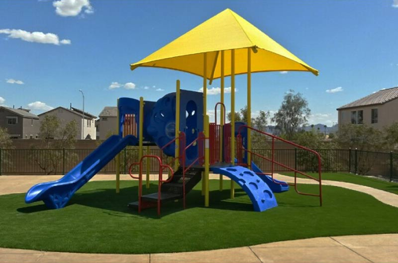 how to improve playground