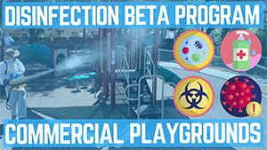 Commercial-Playground-Disinfection-Beta-Program