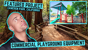 New-Commercial-Playground-Installation-in-Cameron-Park-California