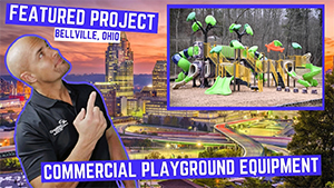 New-Commercial-Playground-Project-in-Bellville-Ohio