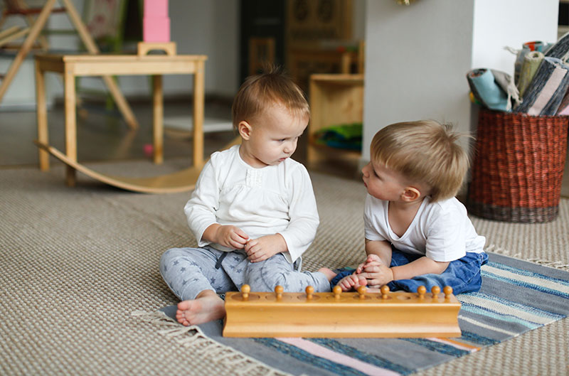 How The Playground Can Help Develop Motor Skills