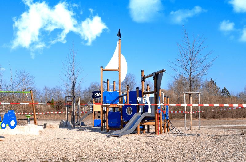 Expected Risks in Children's Playground Equipment
