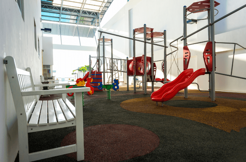 How to Clean Indoor Playground Equipment